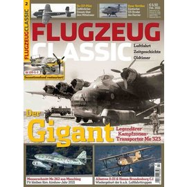 Flugzeug Classic Flugzeug Classic - Ausgabe 02/21