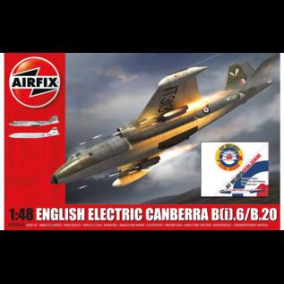Airfix English Electric Canberra B(i).6 / B.20 (+ Raspberry Ripple) - 1:48