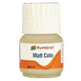 Humbrol Humbrol - Klarlack, matt - Matt Cote