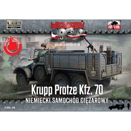 First to Fight First to Fight - Krupp-Protze Kfz.70 - 1:72