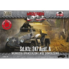 First to Fight First to Fight - Sd.Kfz.247 Ausf.A - 1:72