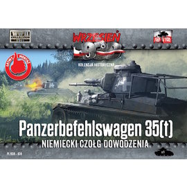 First to Fight First to Fight - Panzerbefehlswagen 35(t) - 1:72