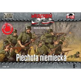First to Fight First to Fight - German Infantry (WWII) contains 24 figures  - 1:72