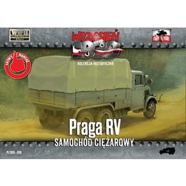 First to Fight First to Fight - Praga RV lorry/truck 1939  - 1:72