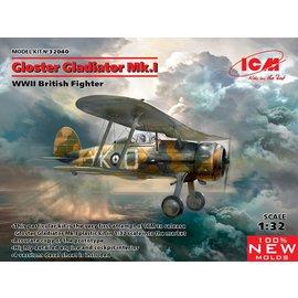 ICM ICM - Gloster Gladiator Mk.I - 1:32