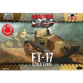 First to Fight First to Fight - Renault FT-17 light tank  - 1:72