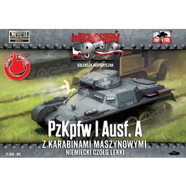 First to Fight First to Fight - Pz.Kpfw.I Ausf.A   - 1:72