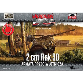 First to Fight First to Fight - Flak-30 anti-aircraft guns x 2  - 1:72
