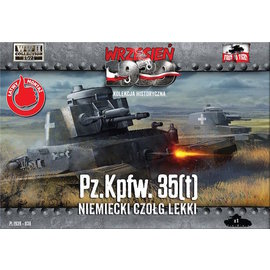 First to Fight First to Fight - Pz.Kpfw. 35(t)  - 1:72