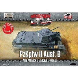 First to Fight First to Fight - Pz.Kpfw.II Ausf.D  - 1:72
