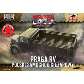 First to Fight First to Fight - Praga RV lorry/truck in Polish service  - 1:72