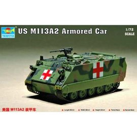 Trumpeter Trumpeter - US M 113A2 Armored Car  - 1:72