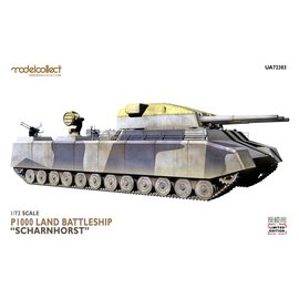 "Modelcollect Modelcollect - Landkreuzer P. 1000 Ratte ""Scharnhorst"" Limited Edition - 1:72"