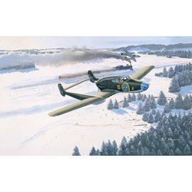 Pilot Replicas Pilot Replicas - SAAB J 21 A3 - 1:48