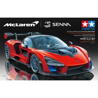 """TAMIYA McLaren """"Senna"""" - 1:24"""
