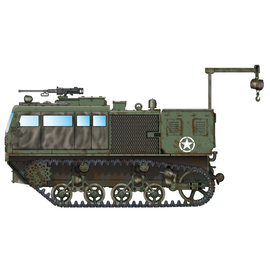 HobbyBoss Hobby Boss - M4 High Speed Tractor - 1:72