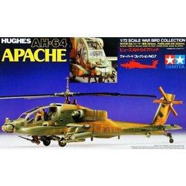 TAMIYA Tamiya - Boeing (Hughes) AH-64 Apache - 1:72