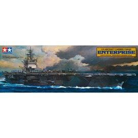 """TAMIYA Tamiya - US Flugzeugträger """"USS Enterprise"""" (CVN-65) - 1:350"""