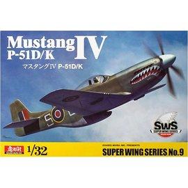 Zoukei-Mura Zoukei-Mura - North American Mustang IV - P-51D /K - 1:32