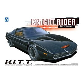 """Aoshima Aoshima - Knight Rider 2000 """"K.I.T.T."""" - Season I - 1:24"""