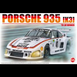 NuNu Model Kit NuNu - Porsche 935 K3 '79 LE MANS Winner - 1:24