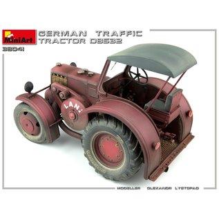 MiniArt MiniArt - Lanz Traktor D8532 - 1:35