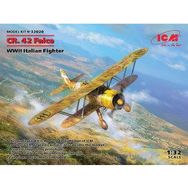 """ICM ICM - Fiat CR.42 """"Falco"""" it. Luftwaffe - 1:32"""