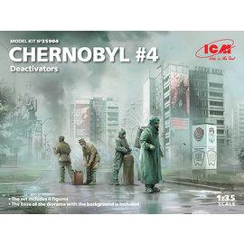 ICM ICM - Chernobyl #4. Deactivators - 1:35