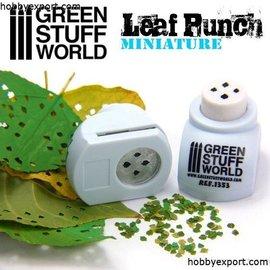 Green Stuff World Green Stuff World - Leaf Punch - Blatt-Locher #1353