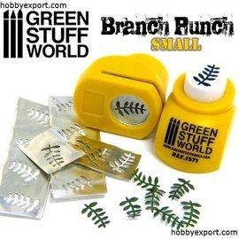 Green Stuff World Green Stuff World - Branch Punch - Zweig-Locher #1371