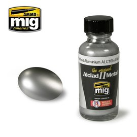AMMO by MIG AMMO - Alclad II - Polished Aluminium ALC105