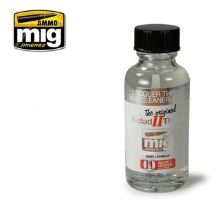 AMMO by MIG Alclad II - Lacquer Thinner & Cleaner ALC307