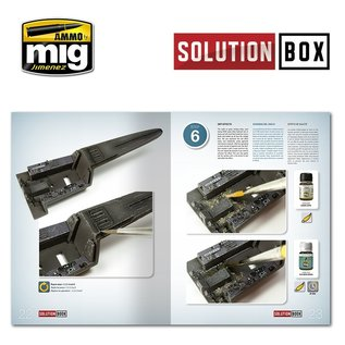 AMMO WWII Luftwaffe late Fighters - Solution Box