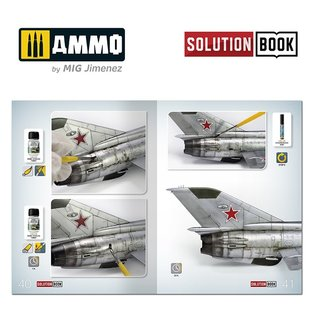 AMMO by MIG Bare metal Aircraft - Solution Box