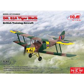 ICM ICM - de Havilland DH.82A Tiger Moth - 1:32