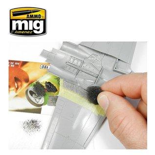 AMMO by MIG Anti-Slip Paste - Anti-Rutsch-Belag, schwarz f. 1:72 & 1:48