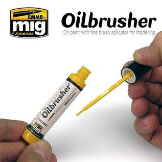 AMMO Oilbrusher FIELD GREEN