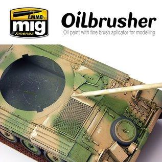 AMMO Oilbrusher OCHRE