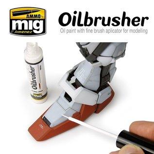 AMMO Oilbrusher BASIC FLESH