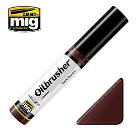 AMMO AMMO - Oilbrusher DARK BROWN