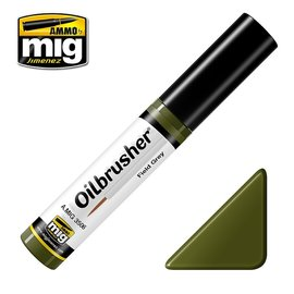 AMMO by MIG AMMO - Oilbrusher FIELD GREEN