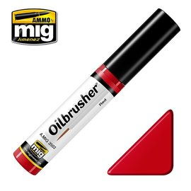AMMO by MIG AMMO - Oilbrusher RED