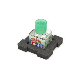 TAMIYA Tamiya - Flaschenhalter / Kippschutz für 40ml Fläschen