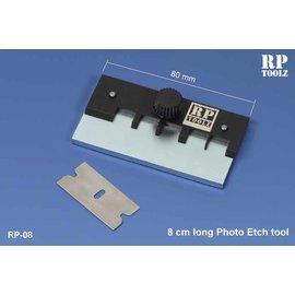 RP TOOLZ RP Toolz - Biegehilfe für Fotoätzteile - 80mm