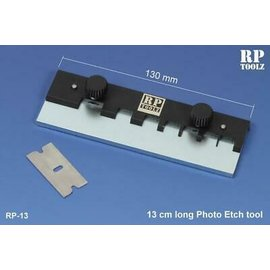 RP TOOLZ RP Toolz - Biegehilfe für Fotoätzteile - 130mm