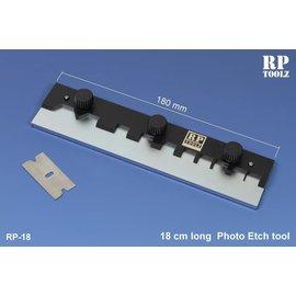 RP TOOLZ RP Toolz - Biegehilfe für Fotoätzteile - 180mm