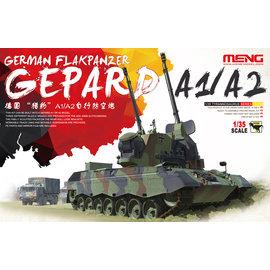 MENG MENG - dt. Flakpanzer Gepard A1/A2 - 1:35