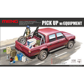 MENG MENG - Pick up with Equipment - 1:35