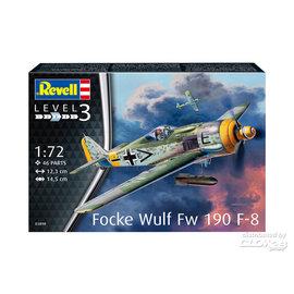 Revell Revell - Focke Wulf Fw 190 F-8 - 1:72