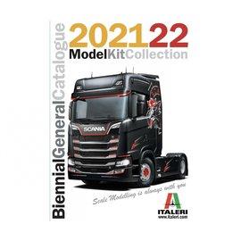 Italeri Italeri - Katalog 2021/22 (EN/IT)